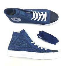 Converse Chuck Taylor All Star Flyknit Lunarlon Sole Blue Sneaker