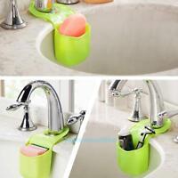 Creative Kitchen Sink Bathroom Hanging Strainer Organizer Storage Holder Box