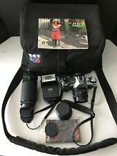 Vintage Canon AE-1 Program 35mm Camera