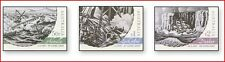 AUS0713 Ships and wrecks 3 stamps MNH AUSTRALIA 2007