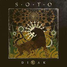 JEFF SCOTT SOTO - DIVAK - CD DIGIPACK NEW SEALED 2016