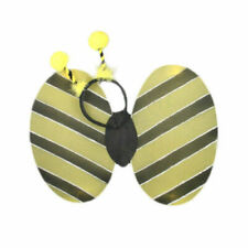 Bumble Bee Wings and Deeley Bopper Fancy Dress Adult Children Fun Runs Dress Up