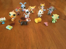 Lot Of Littlest Pet Shop Pets
