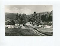 uralte AK Manebach Thüringer Wald Zeltplatz des ADMV 1963 //02