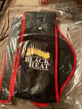 "Black Heat Neck Sweat New Sullivan Supply Small 12""X 45"" Show Cattle"