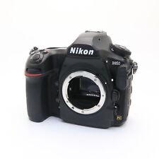 Nikon D850 Body shutter count 27854 shots