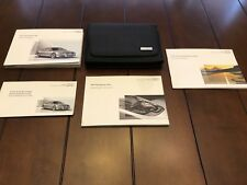 2010 Audi A5 Coupe Factory Owners Manual Set + Navigation High Quality Item Oem