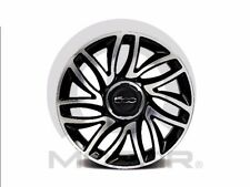 "14-16 Fiat 500L New 17"" Ecoreflex Aluminum Wheel Set of 4 Mopar Factory Oem"