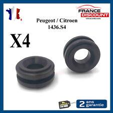 X4 Silent-bloc De Circuit D'admission D'air Filtre À Air 1436S4 = 1.6 HDI