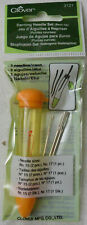 Clover Tapestry Needle Set Bent Tip by Spotlight