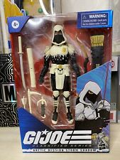 Hasbro G.I. Joe Classified Series Arctic Mission Storm Shadow In Stock