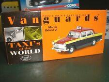 Vanguards 05403 - Morris Oxford VI Hong Kong Taxi - 1:43 Made in China