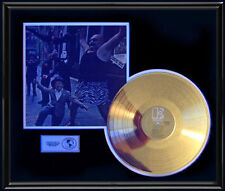 THE DOORS GOLD RECORD  DISC JIM MORRISON RARE STRANGE DAYS  LP  ALBUM FRAME