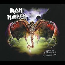 Live at Donington [Limited Edition] by Iron Maiden (CD, Jan-2006, 2 Discs, Sony