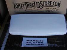 Crane Toilet Tank Lid White Special Customer Request 3C