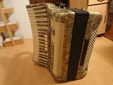 Accordiola Akkordeon Italy 4-chörig 120 Bässe