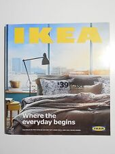 Ikea 2015 Furniture Product Catalog Home Kitchen Bath Ideas Look Book US Edition
