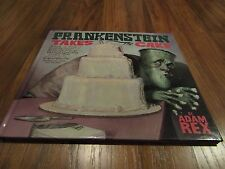 Frankenstein Takes the Cake by Adam Rex (2008, Hardcover)