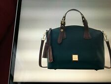 Dooney and Bourke handbag Teal   Trina Satchel     New with tags Satchel