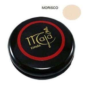 MAJA Pressed Powder MORISCO 0.53 oz / 15 g Polvo Compacto Face Powder