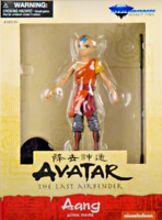 """Brand New! Diamond Select Toys """"Avatar: The Last Airbender"""" Aang Action Figure."""