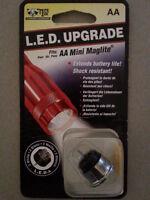 Nite Ize LED Upgrade - AA Mini Maglite - Flashlight Torch Bulb