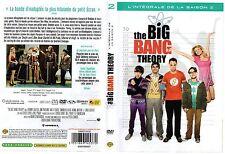 THE BIG BANG THEORY - Intégrale saison 2 - Coffret 1 boitiers Classique - 4 DVD