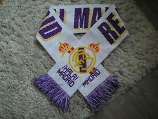 Real Madrid scarf ( White )