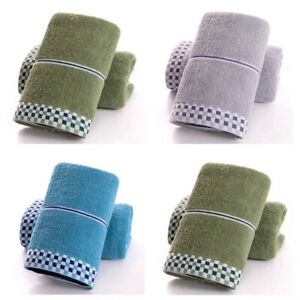 Face Cloth Guest Daily 35 x 75 cm Small Water Uptake Towel Cotton Hand Towels