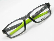 New Crosslink Pitch Eyeglasses Rx Eyewear Frames Grey Green Matter OX8037-0254