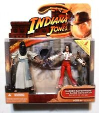 "Indiana Jones: Marion Ravenwood & Cairo Henchman 3.75"" Action Figure 2-Pack 2008"