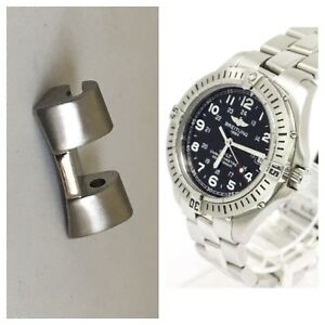Mint Genuine Breitling 18m 824A Fighter Watch End Link For Colt Ocean A64350