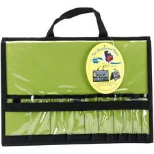 Tutto Tool Holder - Lime - Portable Sewing, Quilting Notions and Tools Organizer