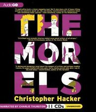 The Morels by Christopher Hacker (2013, CD)