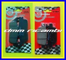 Pastiglie freno Brembo Honda SH 150 ABS Anteriori Posteriori 07074 07064