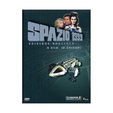 COFANETTO SPAZIO 1999 - STAGIONE 02 #02 (SE) (4 DVD) SERIE TV DVD NUOVO -30883