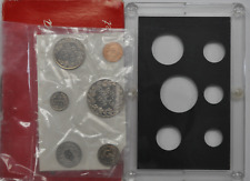 1972 Liberia 6 Coin Proof Set w Box & Papers Low Mintage Us Mint