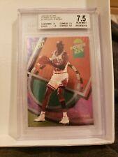 1993-1994 Fleer Ultra Power In The Key Michael Jordan BGS 7.5 RARE Chicago Bulls