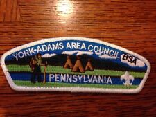 MINT CSP York-Adams Area Council S-3a
