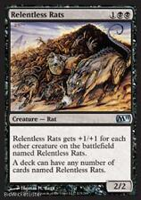 Relentless Rats (Uncommon) Near Mint Normal English - Magic the Gathering