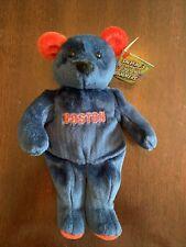 Salvino's Team Set 2000 Bammers Boston Redsox #5 Nomar Garciaparra Plush Bear