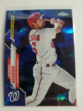 2020 Topps Chrome Sapphire Edition Anthony Rendon Nationals #11 SP Hot 🔥