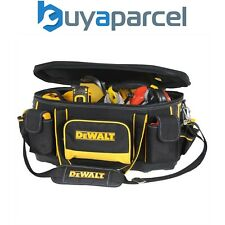 "Dewalt Large Round Top Rigid Bag 20"" Hand & Power Tool Toolbag 1-79-211"