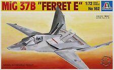 Italeri 1/72 MiG-37B Ferret – Soviet Stealth Fighter #162