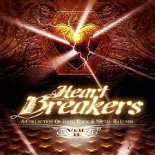 Heart Breakers Vol II CD NEW SEALED Metal Ballads Soil/Doro/Axxis/Magica/Shakra+
