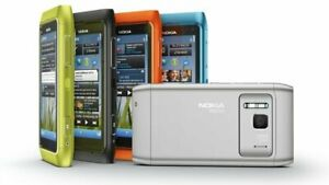 "Refurbished New Nokia N8 Smartphone 12MP Camera -GPS - WIFI - -3.5"" -16GB - 3G"