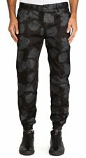 NEW PUBLISH TODAY FOR TOMORROW BLACK ARION FLORAL JOGGER PANTS SIZE 36 $92