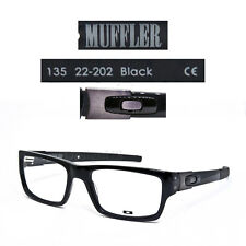 Oakley MUFFLER 22-202 Black 53/18/135 Eyeglasses Rx - New