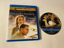 The English Patient (Bluray, 1996) [BUY 2 GET 1]