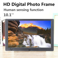 """10.1"""" Multi-functional Digital Photo Frame Electronic Album Picture W/ Remote"""